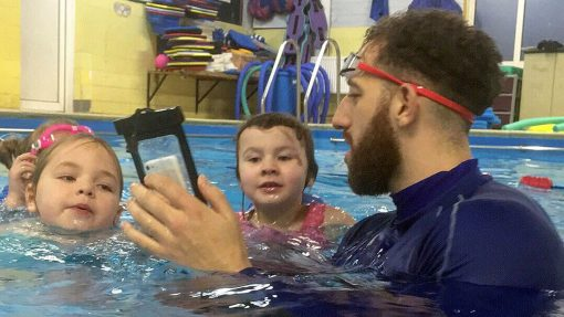 Teaching Swimming