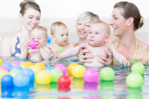 Baby & Toddler Swimming Lessons